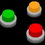 Игра на нажатие кнопки