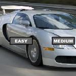 Пазлы Bugatti Veyron