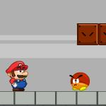 Марио в замке