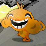 Счастливая обезьянка 4