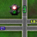 Регулировка движения автомобилей