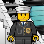 Лего — ловим преступников