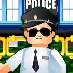 Стройка лего: полицейский участок