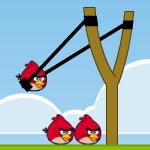 Angry Birds Хеллоуин