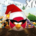 Angry Birds Рождество