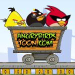 Опасные приключения со злыми птичками