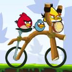 Гонки Злые Птички