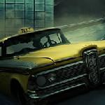 Пазл Такси