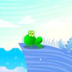 Приключения лягушки