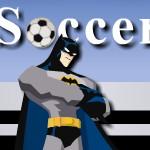 Футбол с Бэтмэном