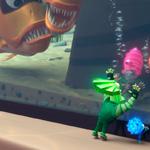 Фиксики и аквариум