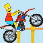 Гонки Барта на мотоцикле