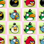 Найди птичек