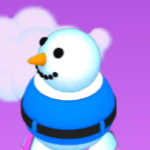 Мороженое из снеговика