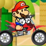 Веселые гонки Марио