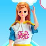 Розовая одежда для Барби