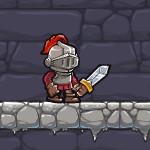 Рыцарь спасает принцессу