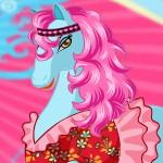 Одевалка лошадки