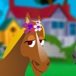 Поцелуи лошадей