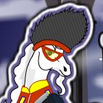 Одеваем стилягу-лошадь