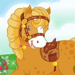 Моем и украшаем пони