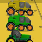 Драг на тракторе