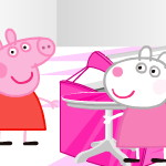 Свинка Пеппа и Овечка Сьюзи
