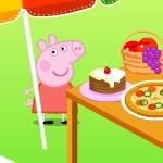 Пикник со Свинкой Пеппой