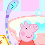 Ванная Свинка Пеппа