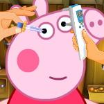 Лечение глаз Пеппы