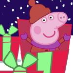 Рождественская искалка Пеппы