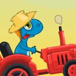 Гизмо тракторные гонки