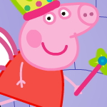 Свинка Пеппа Принцесса