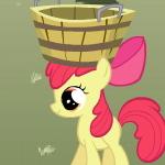Веселые Пони Сбор Яблок