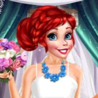Наряд для свадьбы в салоне