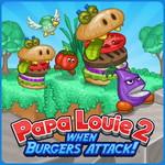 Папа Луи 2 — Атака Гамбургеров
