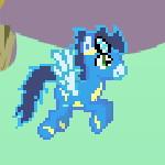 Крылатая Пони Воздушное Сражение