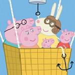 Пазл семьи Свинки Пеппы