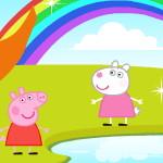 Свинка Пеппа в деревне