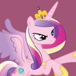 Пони Полет кристальной принцессы