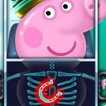 Свинка Пеппа на рентгене