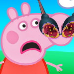 Свинка Пеппа лечит нос