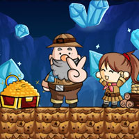 Приключения шахтёров