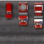 Пожарные тачки