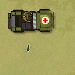 Военная парковка