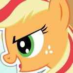 Пони Яблочный Стиль