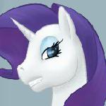 Пони С Фиолетовой Гривой