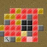 Сортировка Разноцветных Блоков