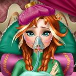Анна Холодное Сердце У Доктора