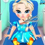 Эльза в больнице